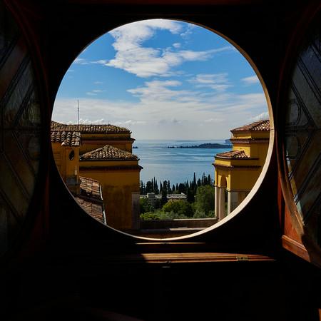 Vittoriale , Gardone Riviera and Salo