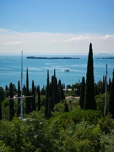 Vittoriale degli Italiani. Gardone Riviera