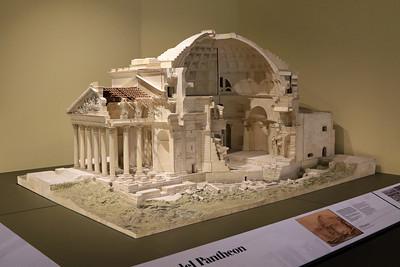 Pantheon - Museum Nazionale della Scienza e della Tecnia (National Science Museum).