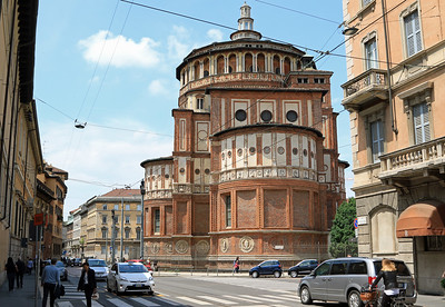 Chiesa di Santa Maria delle Grazie (home to Da Vinci's The Last Supper).