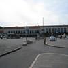 Verona - the plaza outside the main railway station.