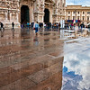 The Duomo after the rain