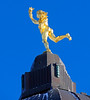 """Natural Habitat Adventures Northern Lights tour, 6-13 Feb 2017.  Churchill, Canada.<br /> The Golden Boy (official name Eternal Youth) is a statue perched facing North on the dome of the Manitoba Legislative Building in Winnipeg, Manitoba, Canada.<br /> <a href=""""https://en.wikipedia.org/wiki/Golden_Boy_"""">https://en.wikipedia.org/wiki/Golden_Boy_</a>(Manitoba)<br /> <a href=""""http://www.gov.mb.ca/mit/legtour/golden.html"""">http://www.gov.mb.ca/mit/legtour/golden.html</a>"""
