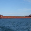 A 1000 foot ore carrier, the largest freighter currently operating on the Great Lakes.