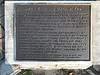 John I. Armstrong Memorial Park plaque on highway 11. South of Cochrane.