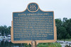 Austin Airways historic marker in Sudbury.