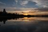 Sunrise at Pearl Lake in Timmins