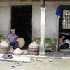 Making conical hats - Chuong Village