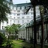 Sofitel Metropole courtyard