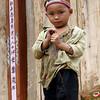 Cute Red Dao boy - Than Kim Primary School