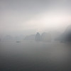 Misty morning - Halong Bay