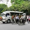 Hanoi funeral procession