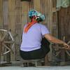 Silk weaving in Ban Ho
