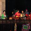 Musicians - water puppet show