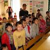 Kids in Than Kim school class room