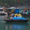 Floating village - Halong Bay