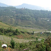Views on a hike from Topas Ecolodge