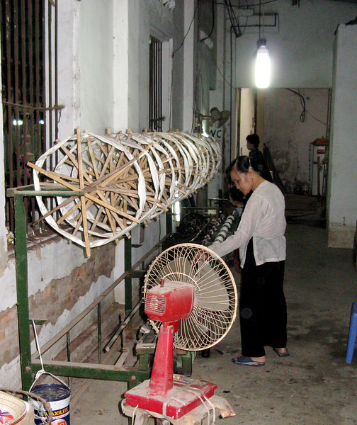 Work shop - Van Phuc  silk village