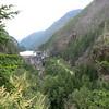 Gorge Dam, one of three dams on the Skagit River.