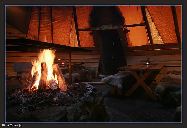 Nutti Sámi Siida - Sámi heritage center<br /> Jukkasjärvi 2011