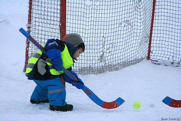 Snow Festival<br /> Kiruna 2011