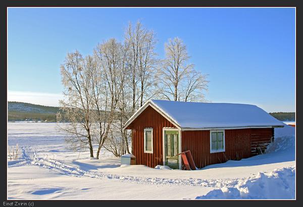 Jukkasjärvi 2008