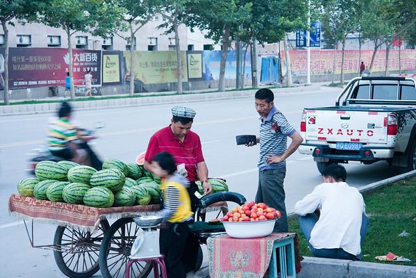 Northwest China