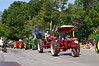 Tractor Parade - Lake Ann Homecoming