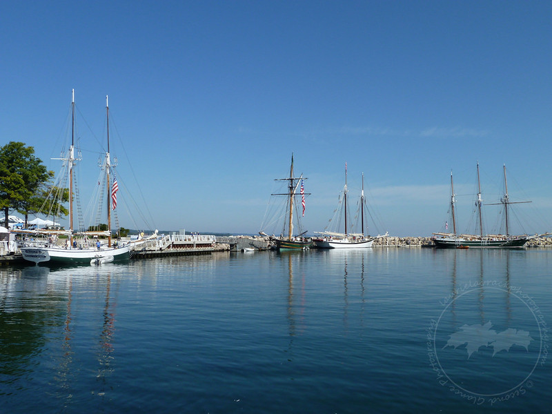 Tall ships in Traverse City