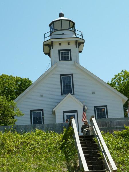 Old Mission Lighthouse, Traverse City, MI