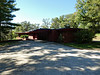 3875 - Cedar Rock State Park - Lowell Walter Residence designed by Frank Lloyd Wright - Iowa