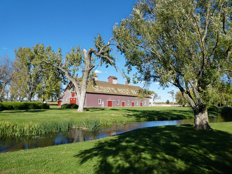 3744 - Buffalo Bill Ranch State Historic Park in North Platte