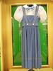 0241 - Judy Garland Museum - her dress from The Wizard of Oz  - Grand Rapids, MN_DxO