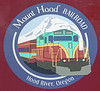 2707 - Mount Hood Railroad