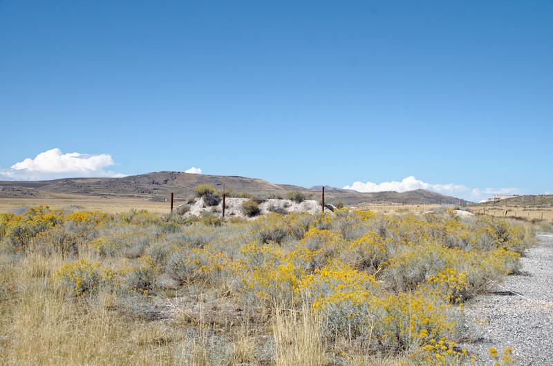 3360 - Golden Spike National Historic Site - near Promontory, Utah
