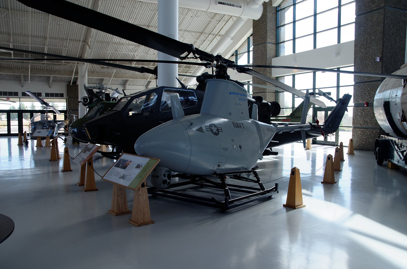 Northrop Grumman RQ-8A Fire Scout UAV - Evergreen Aviation & Space Museum - McMinnville, Oregon