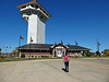 3711 - Golden Spike Tower at Bailey Yard - Largest railroad switch yard in the world - North Platte, NE