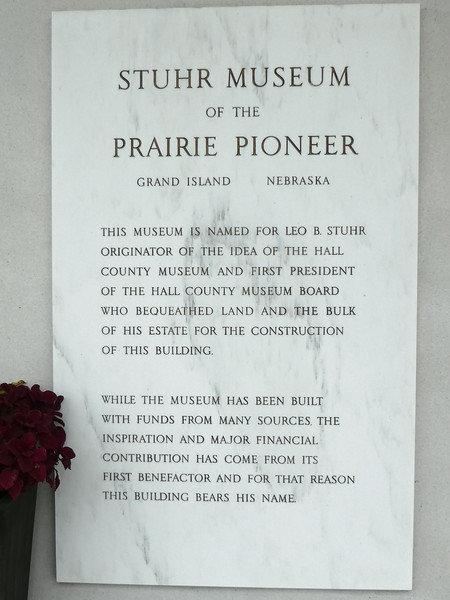 3758 - Stuhr Museum of the Prairie Pioneer - Grand Island, NE