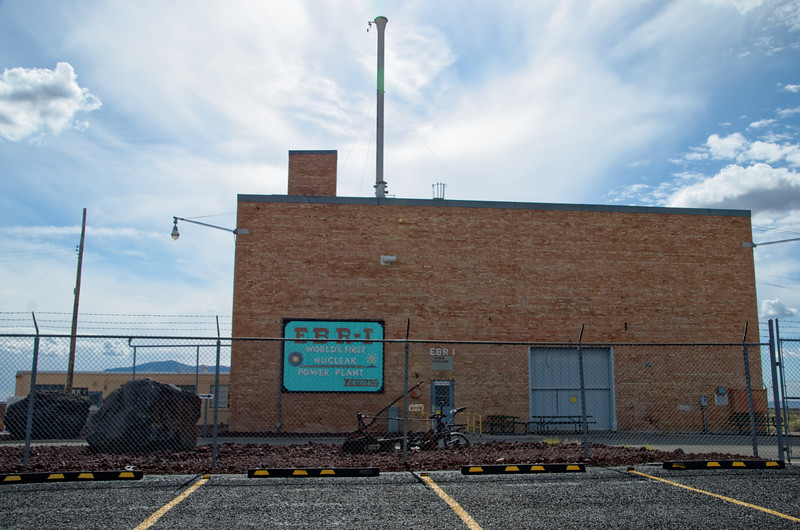 3261 - Experimental Breeder Reactor 1 National Historic Site