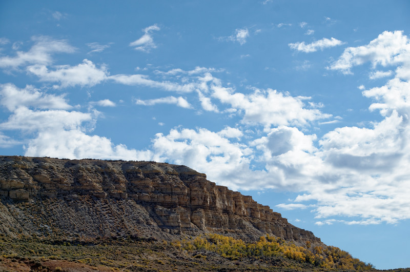 3404 - Lee Craig Quarry Trail - Fossil Butte National Monument - Wyoming