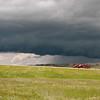 Thunderstorm near Chugwater, WY