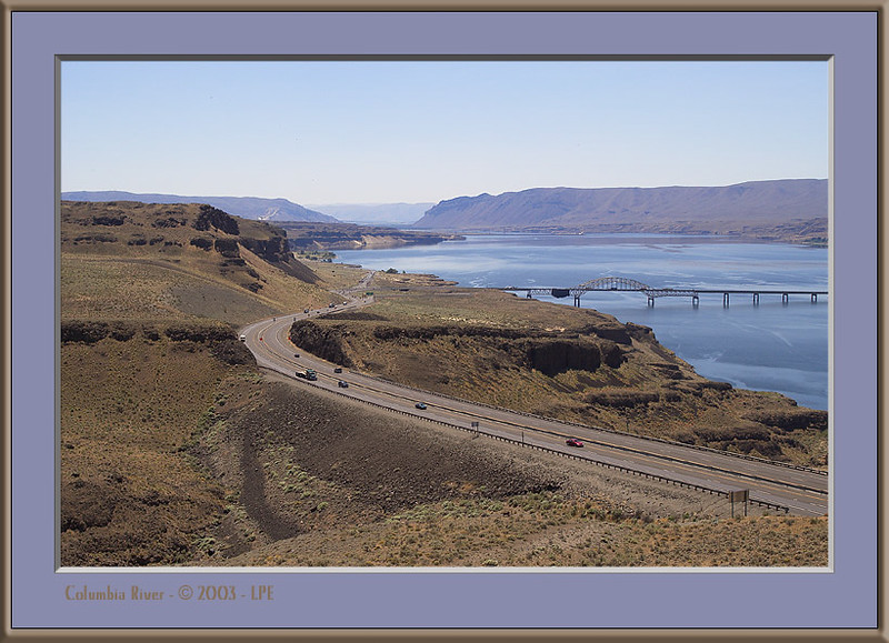 Along the Columbia River in Central Washington State.