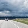 Bighorn Mountains near Sheridan, WY
