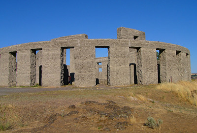 Stonehenge in America, Mary Hill, WA