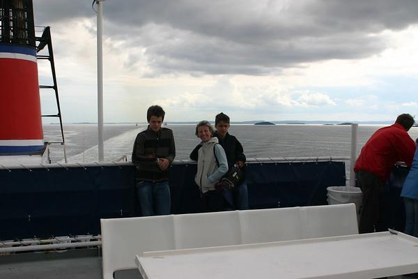 ferry Frederikshavn-Oslo