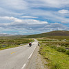 Sur la route du Cap Nord