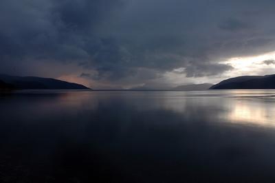 sognefjord at brekkestranda