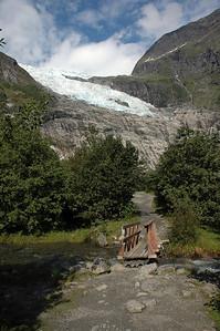 Glacier Boeyumseter