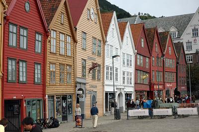 Bergen old town
