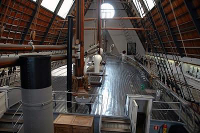 Fram - the ship of Fridtjof Nansen